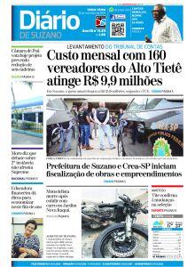 Jornal Diário de Suzano - 18/11/2019