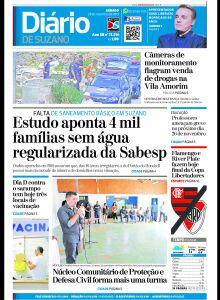 Jornal Diário de Suzano - 22/11/2019