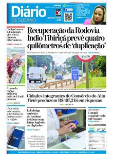 Jornal Diário de Suzano - 23/11/2019