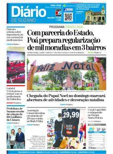 Jornal Diário de Suzano - 25/11/2019