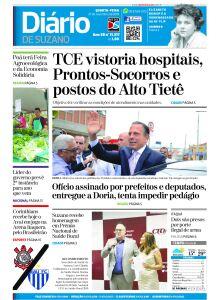 Jornal Diário de Suzano - 26/11/2019
