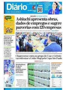 Jornal Diário de Suzano - 28/11/2019