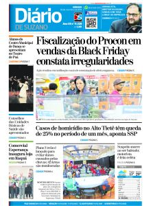 Jornal Diário de Suzano - 29/11/2019