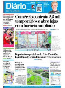 Jornal Diário de Suzano - 21/12/2019