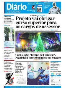 Jornal Diário de Suzano - 03/12/2019
