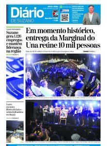 Jornal Diário de Suzano - 19/12/2019