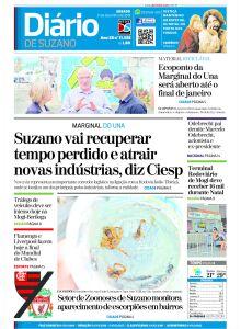 Jornal Diário de Suzano - 20/12/2019