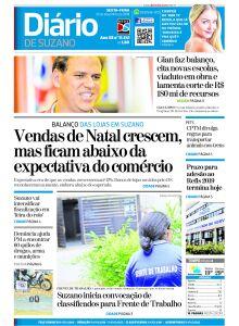 Jornal Diário de Suzano - 26/12/2019