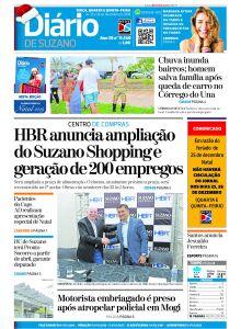 Jornal Diário de Suzano - 23/12/2019