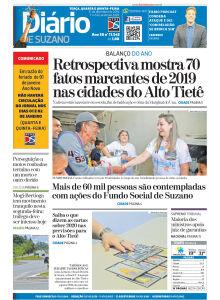 Jornal Diário de Suzano - 30/12/2019