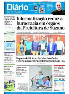 Jornal Diário de Suzano - 06/12/2019