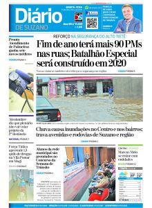 Jornal Diário de Suzano - 10/12/2019
