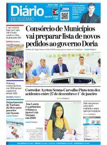 Jornal Diário de Suzano - 02/01/2020
