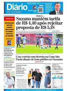 Jornal Diário de Suzano - 03/01/2020
