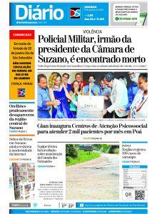 Jornal Diário de Suzano - 21/01/2020