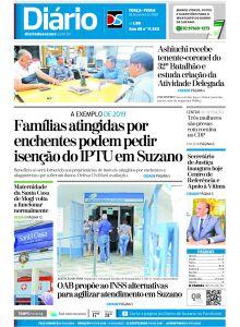Jornal Diário de Suzano - 27/01/2020