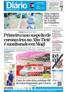 Jornal Diário de Suzano - 29/01/2020