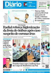 Jornal Diário de Suzano - 31/01/2020