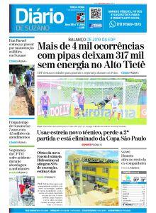 Jornal Diário de Suzano - 06/01/2020