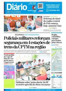 Jornal Diário de Suzano - 09/01/2020