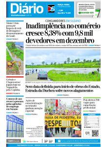 Jornal Diário de Suzano - 13/01/2020