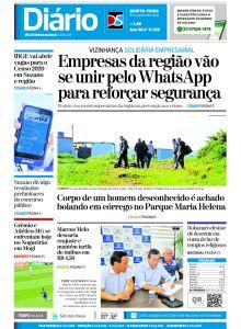Jornal Diário de Suzano - 15/01/2020