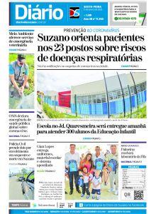 Jornal Diário de Suzano - 30/01/2020