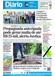 Jornal Diário de Suzano - 15/02/2020
