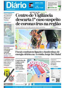 Jornal Diário de Suzano - 04/02/2020