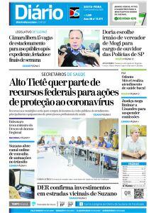 Jornal Diário de Suzano - 06/02/2020