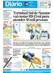 Jornal Diário de Suzano - 08/02/2020