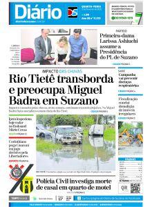 Jornal Diário de Suzano - 11/02/2020
