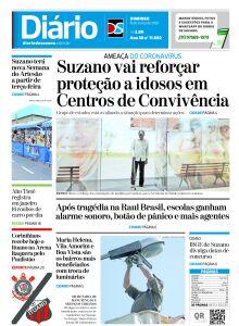 Jornal Diário de Suzano - 15/03/2020
