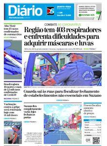 Jornal Diário de Suzano - 24/03/2020