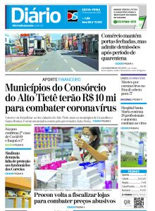 Jornal Diário de Suzano - 26/03/2020