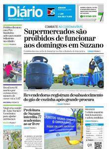Jornal Diário de Suzano - 27/03/2020