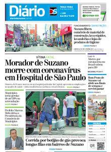 Jornal Diário de Suzano - 30/03/2020