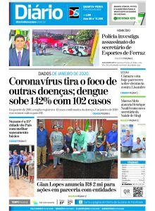 Jornal Diário de Suzano - 10/03/2020