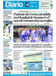Jornal Diário de Suzano - 11/03/2020