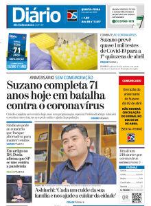 Jornal Diário de Suzano - 01/04/2020