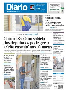 Jornal Diário de Suzano - 22/04/2020