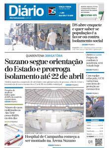 Jornal Diário de Suzano - 06/04/2020
