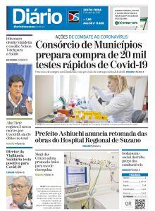 Jornal Diário de Suzano - 16/04/2020