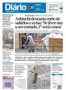 Jornal Diário de Suzano - 18/04/2020