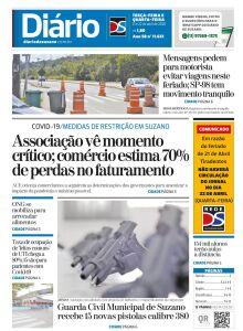 Jornal Diário de Suzano - 20/04/2020