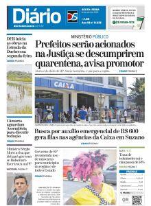 Jornal Diário de Suzano - 23/04/2020