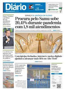 Jornal Diário de Suzano - 25/04/2020