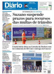 Jornal Diário de Suzano - 27/04/2020