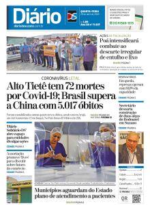 Jornal Diário de Suzano - 28/04/2020