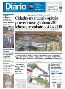 Jornal Diário de Suzano - 03/04/2020
